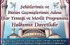 Trabzon Şalpazarlılar Derneğinden İftar'a Davet.