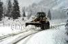 Kar yağışı İlçemiz'de de ekili oluyor.