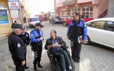 Toplum Destekli Polis Halkımızı Dolandırıcılığa Karşı Uyardı