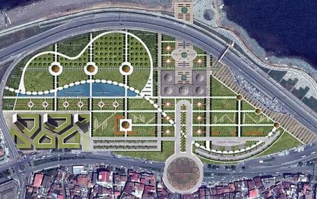 Trabzon Büyükşehir Belediyesi'nden Dev Proje