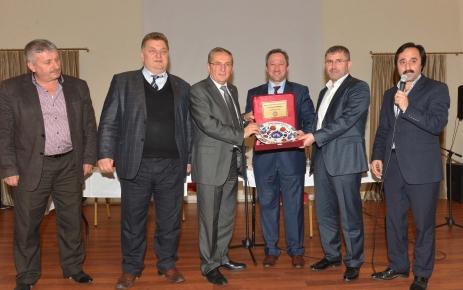 Trabzon Dernekleri Federasyonu Şalpazarı'yla başladı.