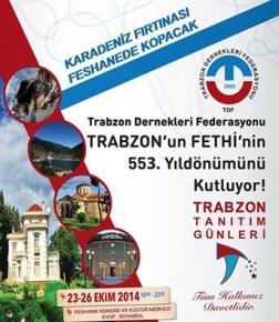 Trabzon Dernekleri Federasyonu'ndan Basın Bildirisi.