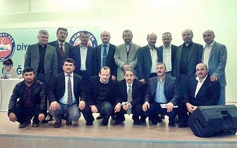Trabzon DİYANET-SEN İl Başkanlığının 5.Olağan Genel Kurulu yapıldı.