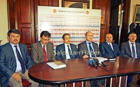 Trabzon Diyanet-Sen'den basın açıklaması