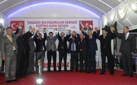 Trabzon Şalpazarı Derneğinden Muhteşem Gece.