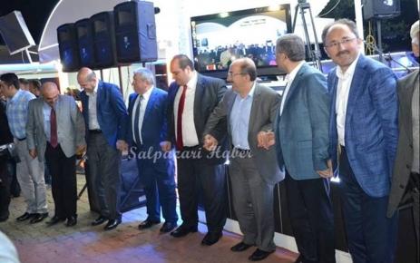 Şalpazarlılar Derneğinin düzenlediği Kültür ve Dayanışma Gecesi yapıldı.