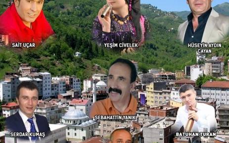 """Trabzon Şalpazarlılar Derneği'nin """"Kültür ve Dayanışma Gecesi"""""""
