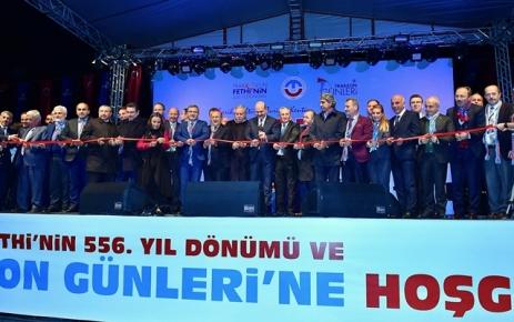 Trabzon Tanıtım Günleri İstanbu'da başladı