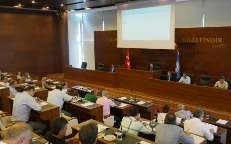 Trabzon'da 8 ilçenin 1/5000 ölçekli Revizyon ve İlave Nazım İmar Planı onaylandı