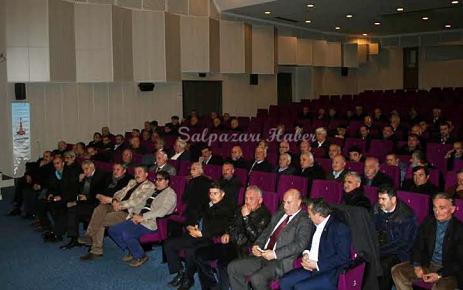 Trabzon'da Muhtarlar Meclis Seçimi Yaptı.
