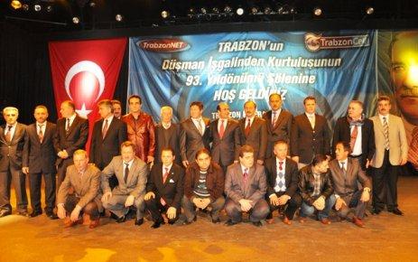 Trabzon Federasyonu Kurtuluşu kutladı