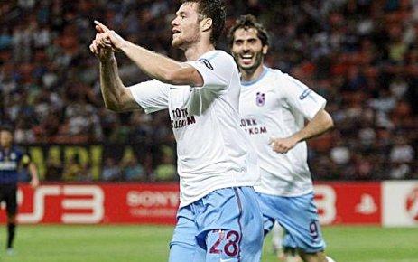 Trabzonspor yüzümüzü güldürdü