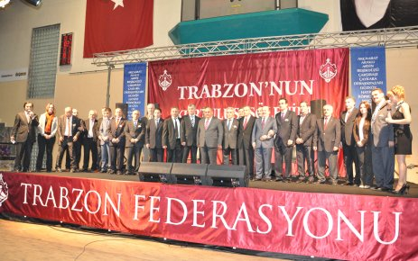 Trabzon'un 94. Kurtuluş Yıldönümü İstanbul'da Kutlandı..