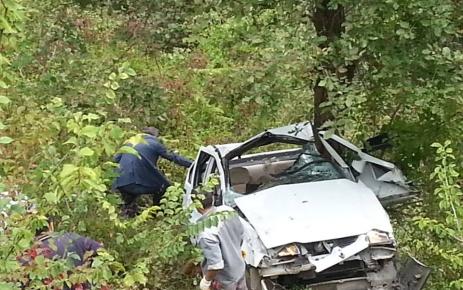 Turalıuşak Mahallesinde Trafik Kazası.