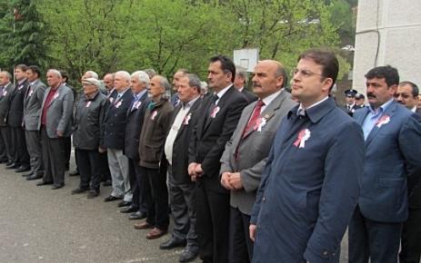 Türk Polis Teşkilatının kuruluşunun 168.Yıl dönümü Şalpazarında kutlandı.