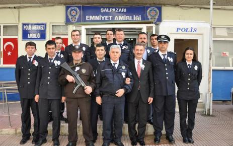 Türk Polis Teşkilatı'nın kuruluşunun 169. yıldönümü kutlandı.