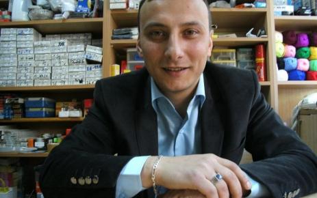 "Ünal Özen Şalpazarı ""CHP İlçe Başkanlığına Talibim"" Dedi."