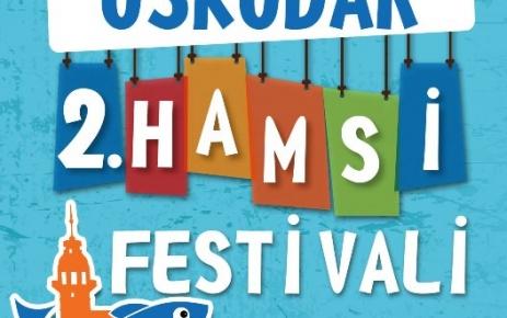 Üsküdar 2. Hamsi Festivali.