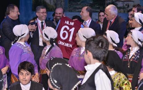 Üsküdar'da Muhteşem Trabzon Gecesi