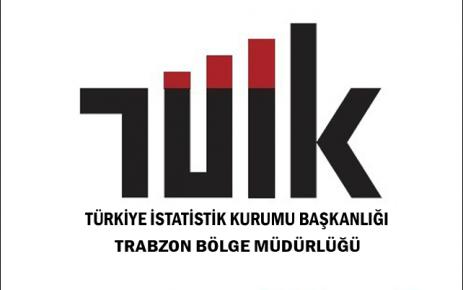 Türkiye İstatistik Kurumu Başkanlığı Trabzon Bölge Müdürlüğü.