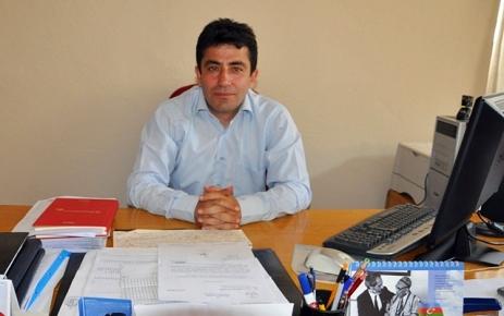 Zeki Bayraktar Anadolu Lisesi'ne Kurucu Müdür Olarak Atandı.